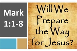 Prepare the Way of Jesus
